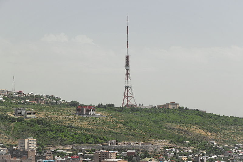 TV Tower of Yerevan