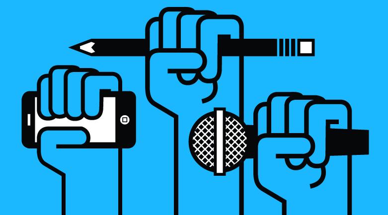 Press Freedom Banner