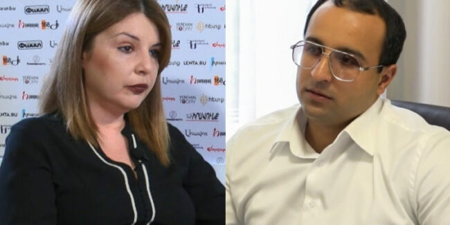 une 4 statement Hayk Sargsyan Anush Dashtents